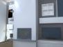 Progettazione parete attrezzata - Sassuolo [MO]
