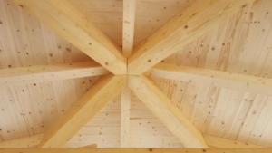 Villetta unifamiliare con struttura portante in legno - Jonadi [VV]