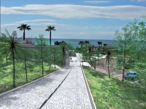 Riqualificazione waterfront - Tropea [VV]